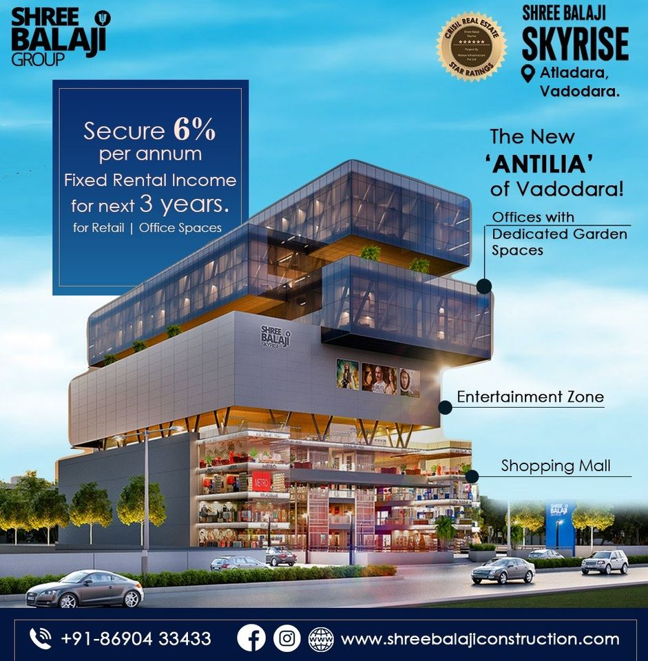 Shree Balaji Skyrise- Property Investment in 2021