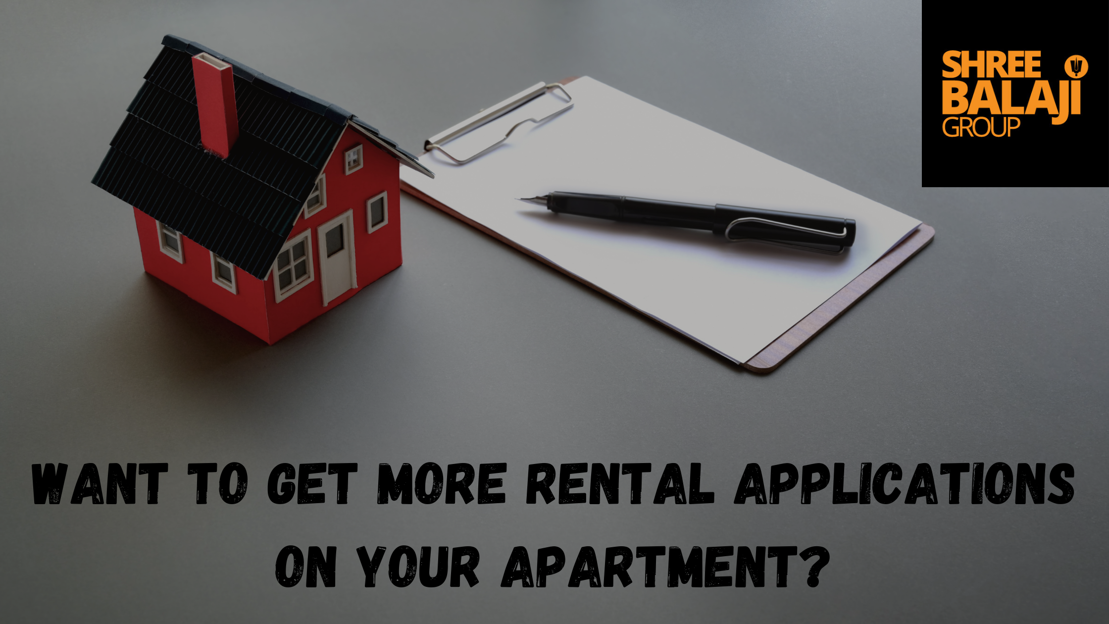WANT TO GET MORE RENTAL APPLICATIONS ON YOUR APARTMENT?